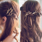 Fashion Women Branch Design Hair Pins Barrette Clip Hairpin Hair Accessories New