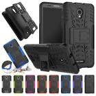 For Alcatel One Touch Pop 4+ 4 Plus 5056 Heavy Duty Kickstand Hybrid Case Cover