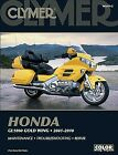 Clymer Repair/Service Manual GL1800 Goldwing 01-05 (M507-3)