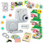 Fujifilm Instax Mini 9 Instant Camera + 60 Fuji Film SHEETS + Accessory Bundle!