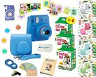 Kyпить Fujifilm Instax Mini 9 Instant Camera + 60 Fuji Film SHEETS + Accessory Bundle! на еВаy.соm