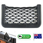 NEW Elastic Phone Holder Storage In Car Seat Side Net Bag Pocket Organizer