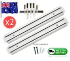 2 x Magnetic Knife Rack Wall Mount Storage Holder Utensil Chef Kitchen Tools WH