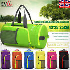 New Women Vintage Outdoor Travel Luggage Shoulder Bag Handbag Backpack Sport Gym