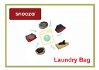 SNOOZA LAUNDRY BAG, WASHING BAG, FITS SMALL TO MEDIUM BEDS OR 1KG OF SNOOZAFILL