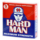 Hard Man Max Strength Instant Natural Herbal Sex Capsules Supplement