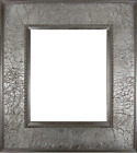 "8.25"" WIDE Silver antique Family Oil Painting Wood Picture Frame 168SWR"