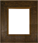 "8.25"" WIDE Bronze antique Family Oil Painting Wood Picture Frame 168GWR 20x24"