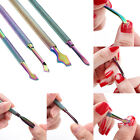 Nail Dual-ended Cuticle Pusher Remover Stainless Steel BORN PRETTY Nail Art Tool