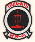 HS 3 ASW Helocopter Sq  USN Patch