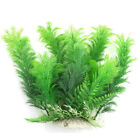 Aqua Landscape Fish Tank Decoration Green Plastic Plant for Betta 19cm
