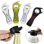 All In One Bottle Opener Jar Cans Manual Opener Multifunction Kitchen Gadget HOT