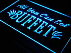 i071-b Buffet Reklame schild Cafe Neon Light Sign