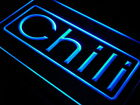 i432-b Chili Food Shop Cafe Bar Beer Neon Light Sign