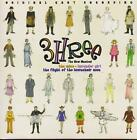 """3HREE"" ORIGINAL CAST RECORDING CD 2001"