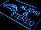 i463-b Car Alarm & Stereo Shop Parts Neon Light Sign