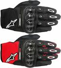 Alpinestars Mens Megawatt Hard Knuckle Textile Gloves FREE SAME DAY SHIPPING