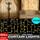 curtain light - SAA Approved 304LED String Fairy Curtain Light Christmas Wedding  Party Backdrop