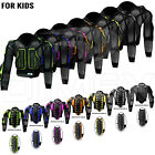 NEW Kids / Child Motorcycle Spine Protector Guard Jackets Motorbike Body Armour
