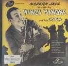 WINGY MANONE - 1943-1945 USED - VERY GOOD CD