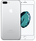 Apple  iPhone 7 Plus - 128GB - Silver / Silber NEUWARE OVP