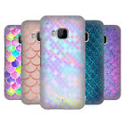 HEAD CASE DESIGNS MERMAID SCALES HARD BACK CASE FOR HTC PHONES 1