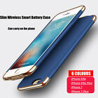 For iPhone 6 6S 7 Plus 3500mAh 4000m Ultra Thin Battery Charger Power Case Cover