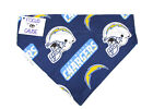 San Diego Chargers Dog Bandana, Over the Collar Bandana by Focus for a Cause $10.0 USD on eBay