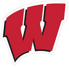 Wisconsin Badgers Vinyl Sticker Decal **many Sizes** Wall Cornholetruck Car W