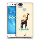 HEAD CASE DESIGNS LIFE IN NATURE HARD BACK CASE FOR ASUS ZENFONE 3 ZOOM ZE553KL