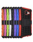 Samsung Galaxy S5/6/7 Rugged Dual Layer Protective Case Shockproof Cover