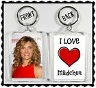 Madchen Amick Keychain Key Ring - Many Designs To Choose From