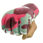 Pink MACP Camouflage Fight Gloves MMA Grappling 4oz