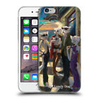 OFFICIAL LONELY DOG LIFE SOFT GEL CASE FOR APPLE iPHONE PHONES