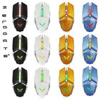 Adjustable DPI LED Mechanical Wired Optical Gaming Mouse for Desktop Computer PC