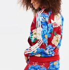ADIDAS Originals FARM Womens Chita Floral Superstar SST Track Top Jacket XS S M