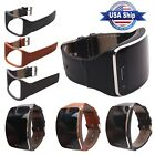 Genuine Leather Watch Band Strap Wristband Bracelet For Samsung Gear S SM-R750