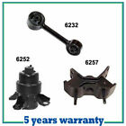ENGINE MOTOR & TRANS MOUNT FOR 1994-1996 LEXUS EX300 3.0L SET 3PCS NEW
