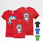 Personalised Family fitted T-shirt  lovers Doraemon  XQ511