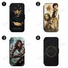 LORD OF THE RINGS DESIGNS FLIP WALLET CASE COVER FOR IPHONE Appl PHONES Samsung