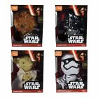 38cm Talking Plush Star Wars Figure Chewbacca Yoda Darth Vader Stormtrooper £18.99 GBP