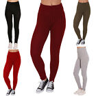 New Women Ladies Ribbed Warm Knitted Thick Chunky Cable Ladies Leggings