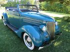 1936+Ford+Cabriolet+Convertible+SURVIVOR