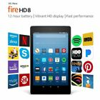 "Amazon Fire HD 8 Tablet - 8"" Display, 16 GB w/Special Offers"