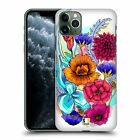 HEAD CASE DESIGNS WATERCOLOURED FLOWERS HARD BACK CASE FOR APPLE iPHONE PHONES
