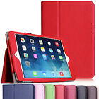 PU Leather Smart Slim Folio Flip Stand Case Cover For Apple iPad 9.7 (2017 )