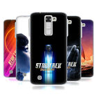 OFFICIAL STAR TREK DISCOVERY POSTERS SOFT GEL CASE FOR LG PHONES 2