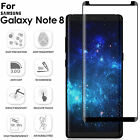 Premium 3D Curved Tempered Glass Screen Protector Film For Samsung Galaxy Note 8