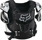 Fox Racing Raptor CE 2016 MX/Offroad Chest Protector Black/White