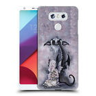 OFFICIAL AMY BROWN FOLKLORE HARD BACK CASE FOR LG PHONES 1
